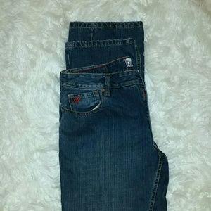 Quiksilver Jeans - Mens Quik jeans size 33x32